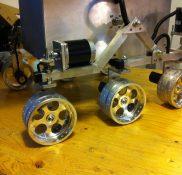 Sentinel Aluminum Wheel