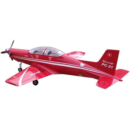 ESM Pilatus PC-21 Color F 71″ Wingspan Model ARF Airplane