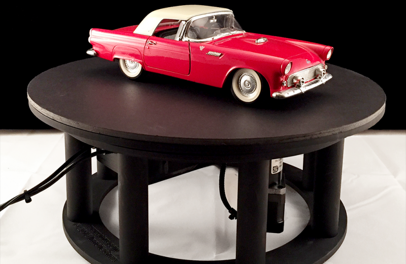 ORBOT 360 Photography Turntable