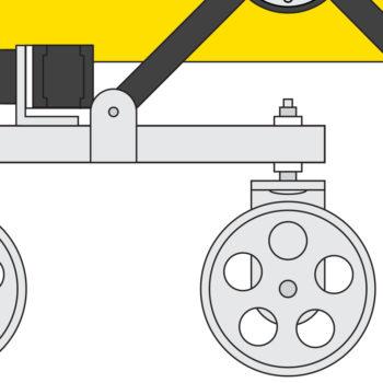 Sentinel v3 Center Wheel