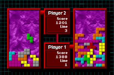 My first 1995 game TETRIX is now available on archive.org for free