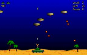 Bonus Game: TANK VS UFO | TETRIX