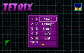 Main Menu | TETRIX