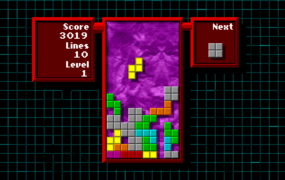 Single Player | TETRIX